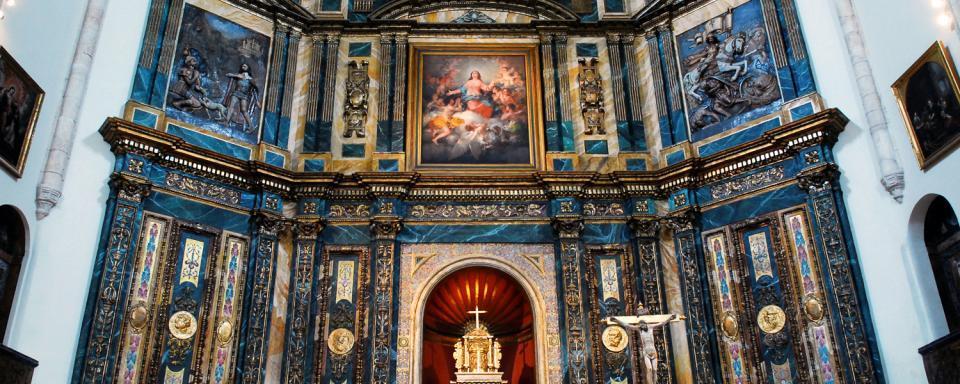 La Asunción de Nuestra Señora – Goya en Chinchón