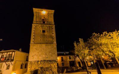 Una torre sin iglesia: La Torre de Chinchón