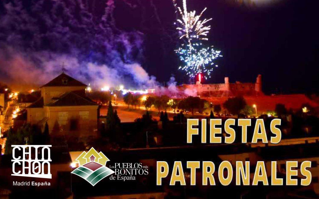 Fiestas Patronales Chinchón 2017
