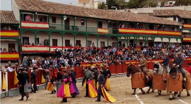 Festival Taurino de Chinchón 2017