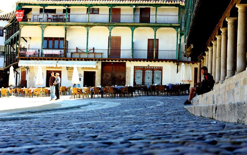 Plaza Mayor de Chinchón: La joya de la corona