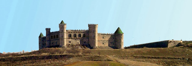 Castillo chinchon antiguo