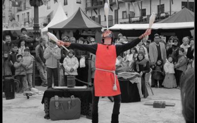 Carnaval y Mercado Medieval Artesano de Chinchón 2018