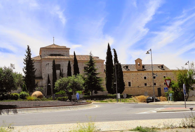 El Convento de las Madres Clarisas de Chinchón