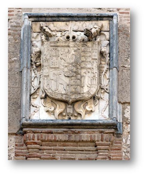 Escudo Monasterio de las Clarisas de Chinchón