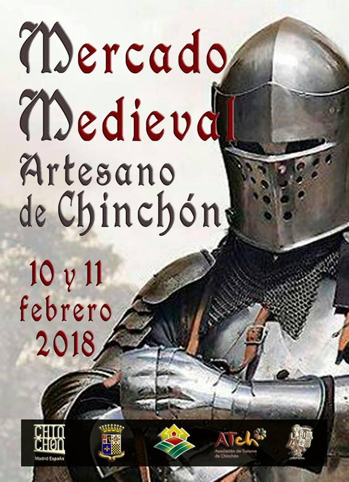 Mercado Medieval Artesano 2018 Chinchón