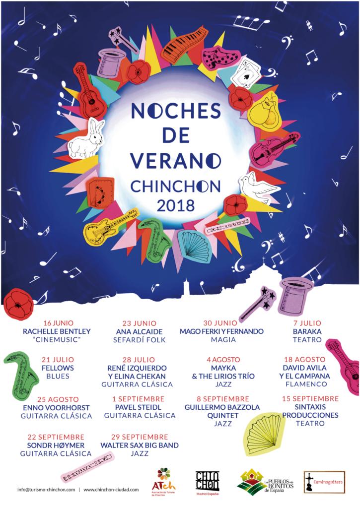 Noches de Verano en Chinchón 2018