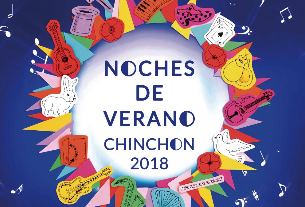 Noches de Verano Chinchón 2018
