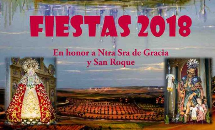 Fiestas Patronales Chinchón 2018