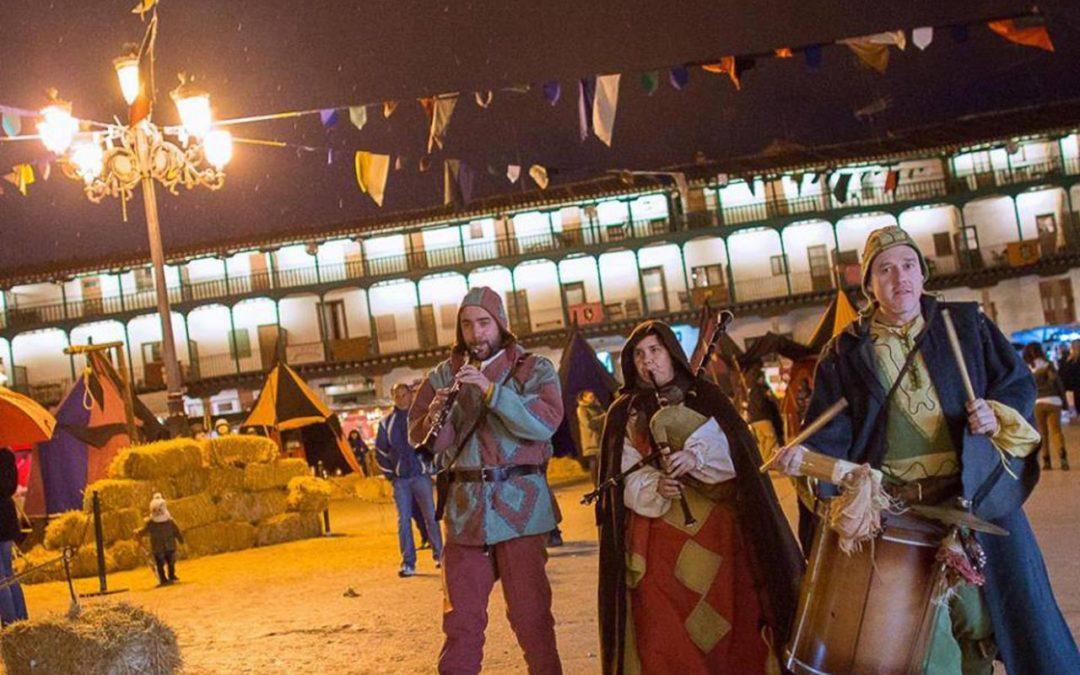 Mercado Medieval Artesano de Chinchón 2019