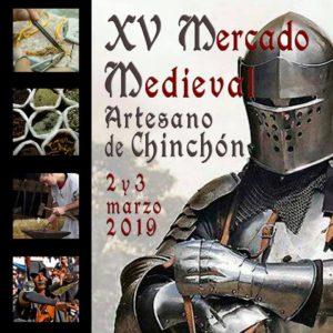 Mercado Medieval Artesano Chinchón 2019