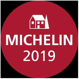 La Graja en la Guia de Hoteles Michelin 2019