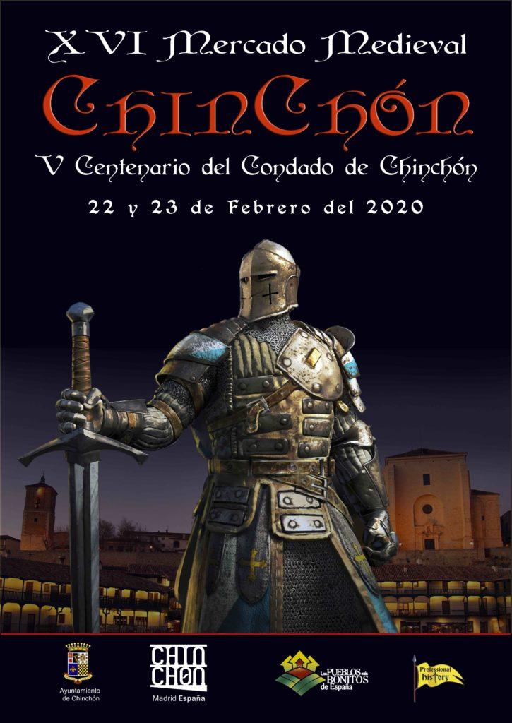 Mercado Medieval Chinchón 2020