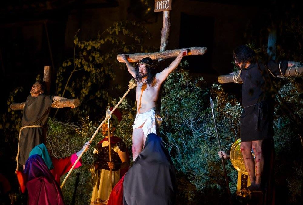 Pasión de Chinchón – Semana Santa 2020
