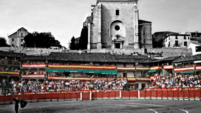 Plaza de Toros de Chinchón – Su historia
