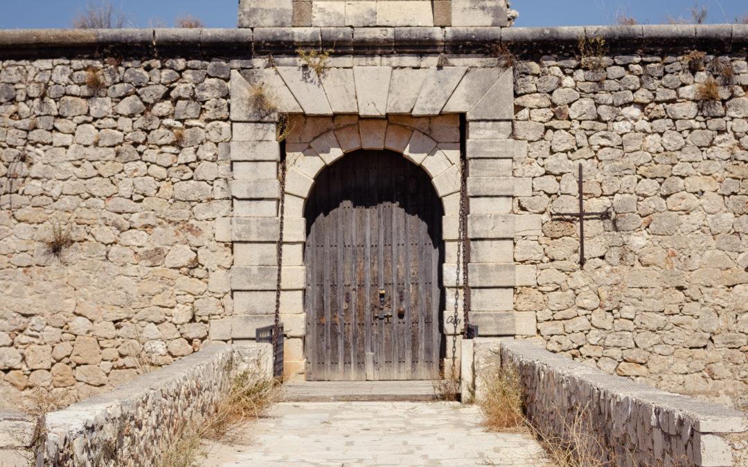 Un paseo por el Castillo de los Condes de Chinchón