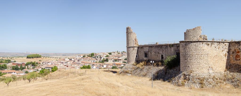 Castillo de los Condes Chinchón